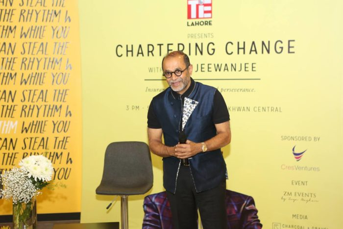 CCWZJ10 e1551694614206 - TiE Lahore Chapter: Chartering Change with Zain Jeewanjee