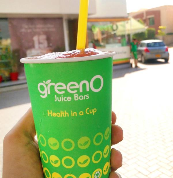 greeno1 - Greeno Juice Bars: Sipping on Sunshine