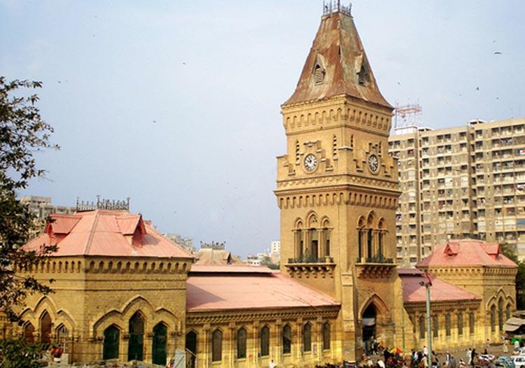 karachi - This Weekend in Karachi: Book the Halls