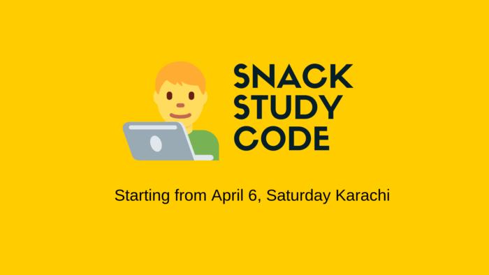 snack study code