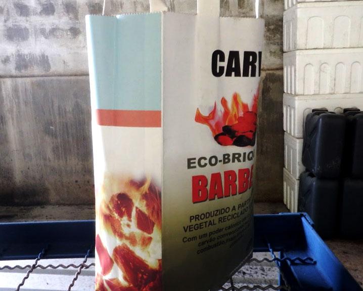 Kraft Box for Hardwood Charcoal