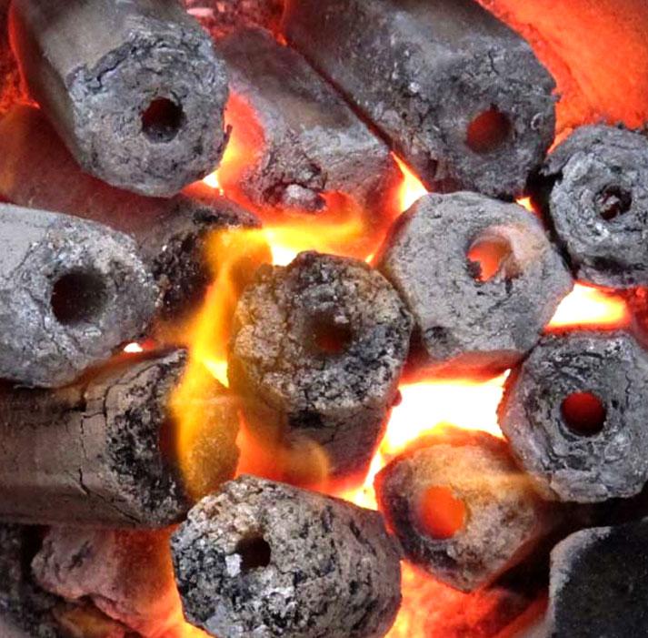 Charcoal Briquettes BBQ