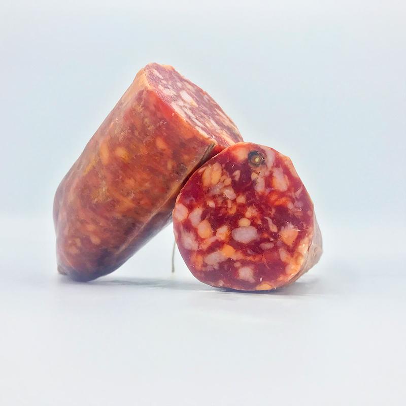 De Diavoluni oftewel Duivelse worst. Een droge worst van Marsili uit Toscane Italië online bestellen in onze webshop