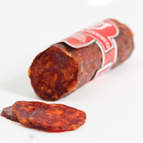 Droge worsten - Chorizo 100% Iberico Bellota - Juan Pedro Domecq - Spanje - Jabugo Online bestellen webshop
