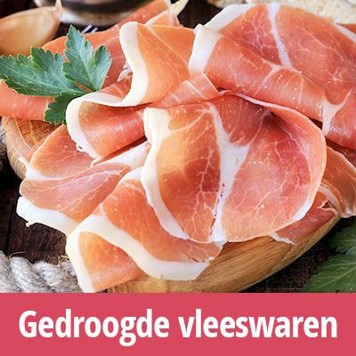 Charcuterie gesneden gedroogde vleeswaren online bestellen