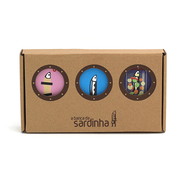 Sardines in blik cadeaubox online bestellen