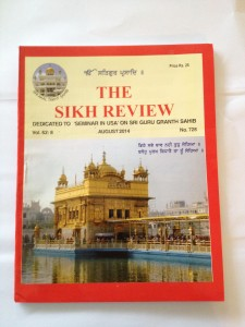 sikh Review Conf Issue (1)