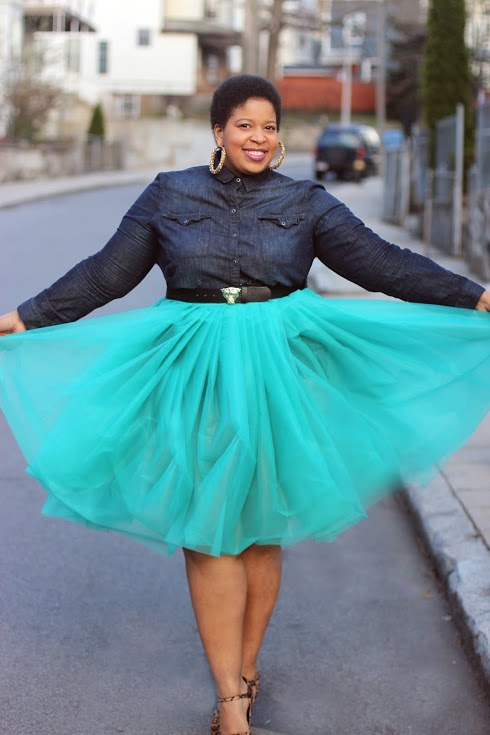 plus size beausion x fly girl couture | chardline chanel