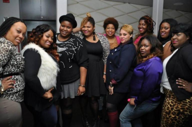 Staring Curvy Boston with Amazing Women!