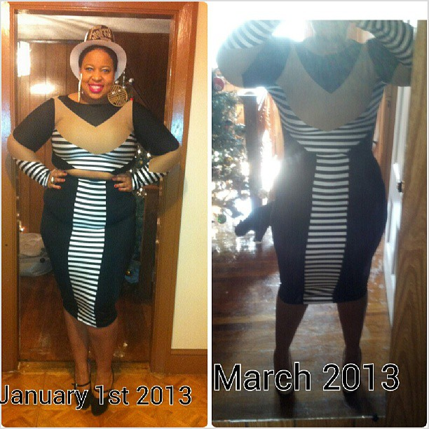 I wore my first crop set from Rue 107