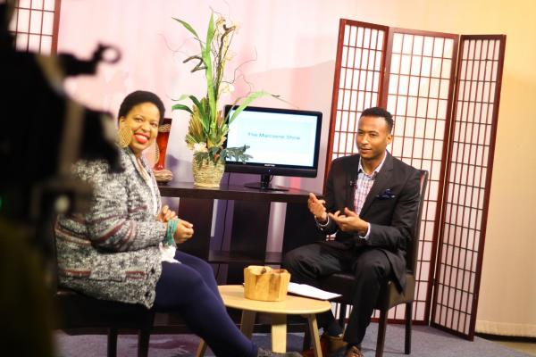 I was able to participate in an interview that aired on TV.