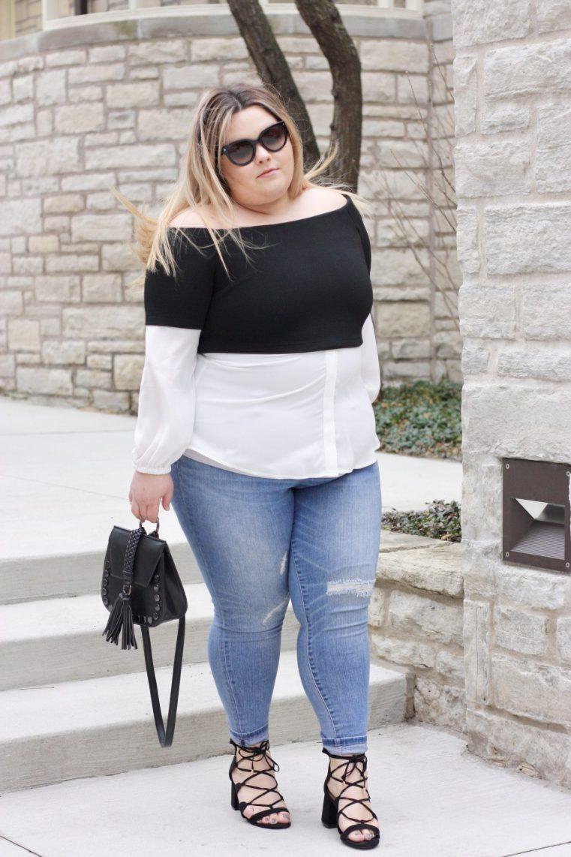 Eloquii Plus Size Blogger