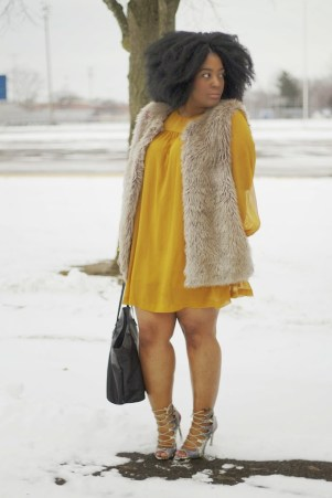 FAUX-FUR-VEST-SWING-DRESS-BOOTIES-CROCHET-BRAIDS-HOW-TO-STYLE-CHIC-360-PLUS