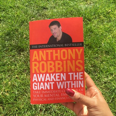 Awaken The Giant Within_Front Cover_Grass Background