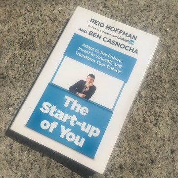 Book photo of The Start-Up Of You