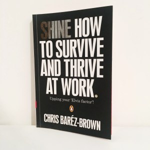 Book picture of Shine by Chris Barez-Brown