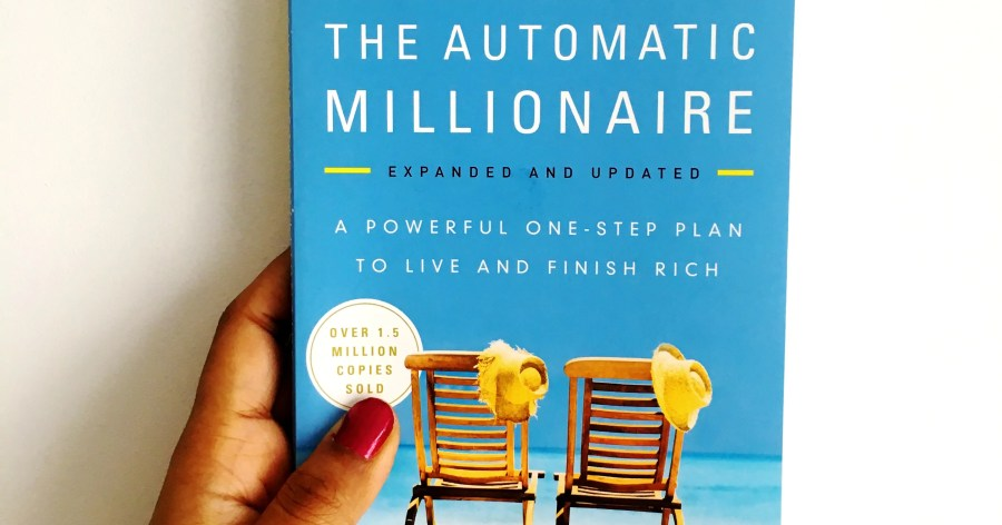 The automatic millionaire by david bach charelle griffith the automatic millionaire by david bach malvernweather Images