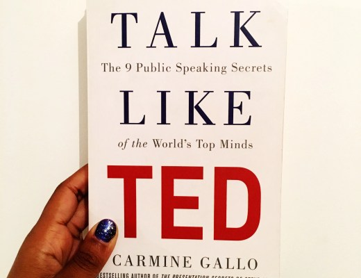 Talk Like Ted - Carmine Gallo - Charelle Griffith Book Review