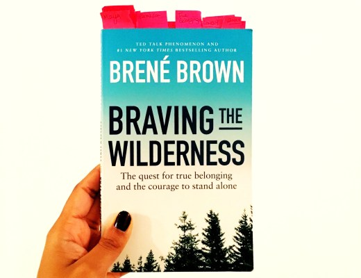 Braving The Wilderness - Brene Brown - Charell