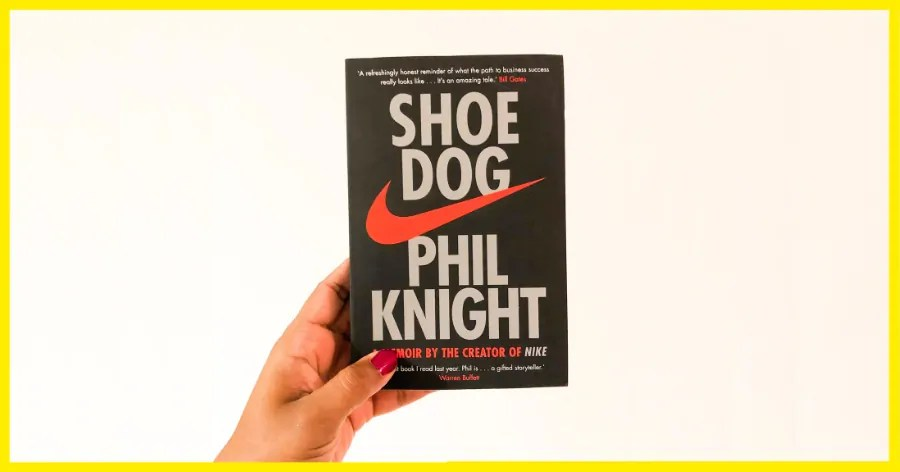 Interacción más bulto  Shoe Dog: A Memoir by the Creator of NIKE by Phil Knight | Charelle Griffith