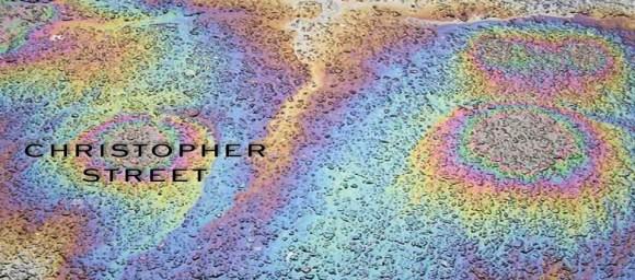 Christopher Street Oil Slick