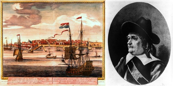 Wouter Van Twiller and the Dutch East India Company