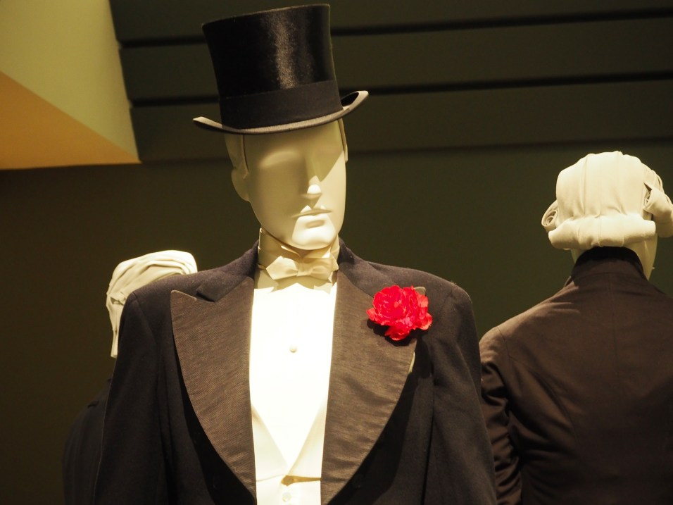 Beau Brummell look from Reigning Men Exhibition | LACMA