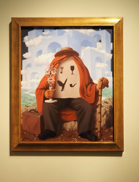 Rene Magritte | The Liberator