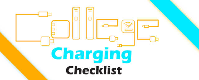 College Charging Check List 2.0