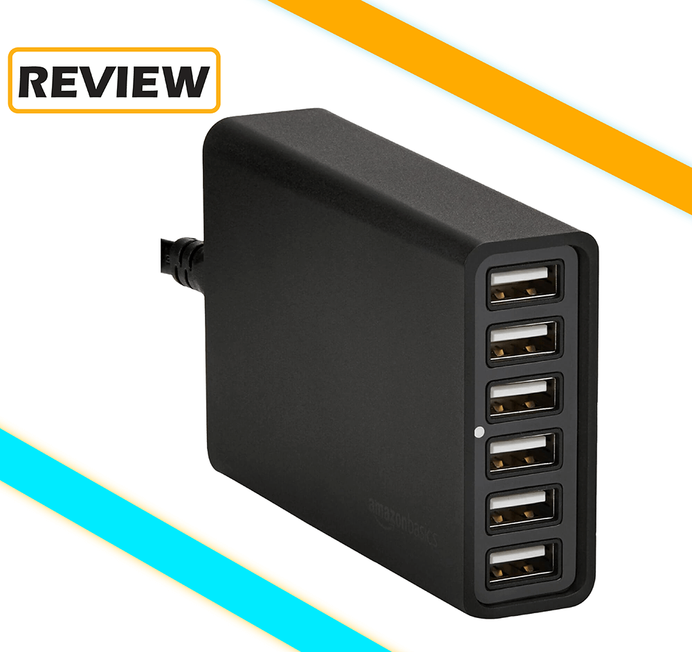 Secur 6 1 Charger Review