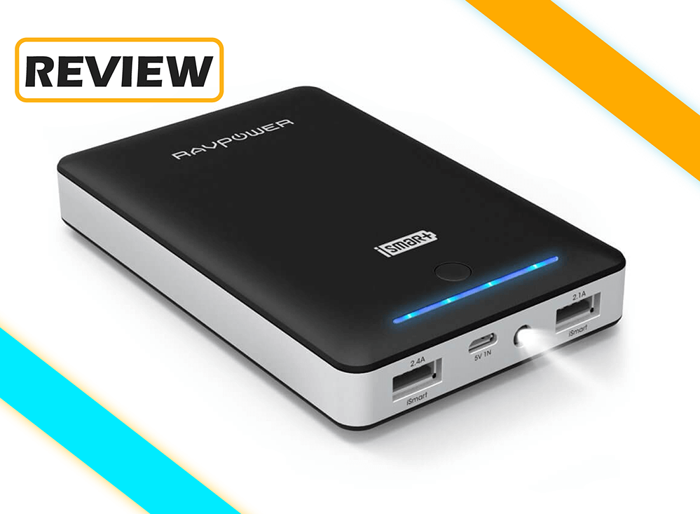 RAVPower 16,750mAh Power Bank