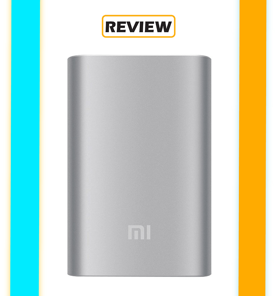 Review Xiaomi 10000mah Power Bank Charger Harbor Mi 2 Original Slim Fast Charge