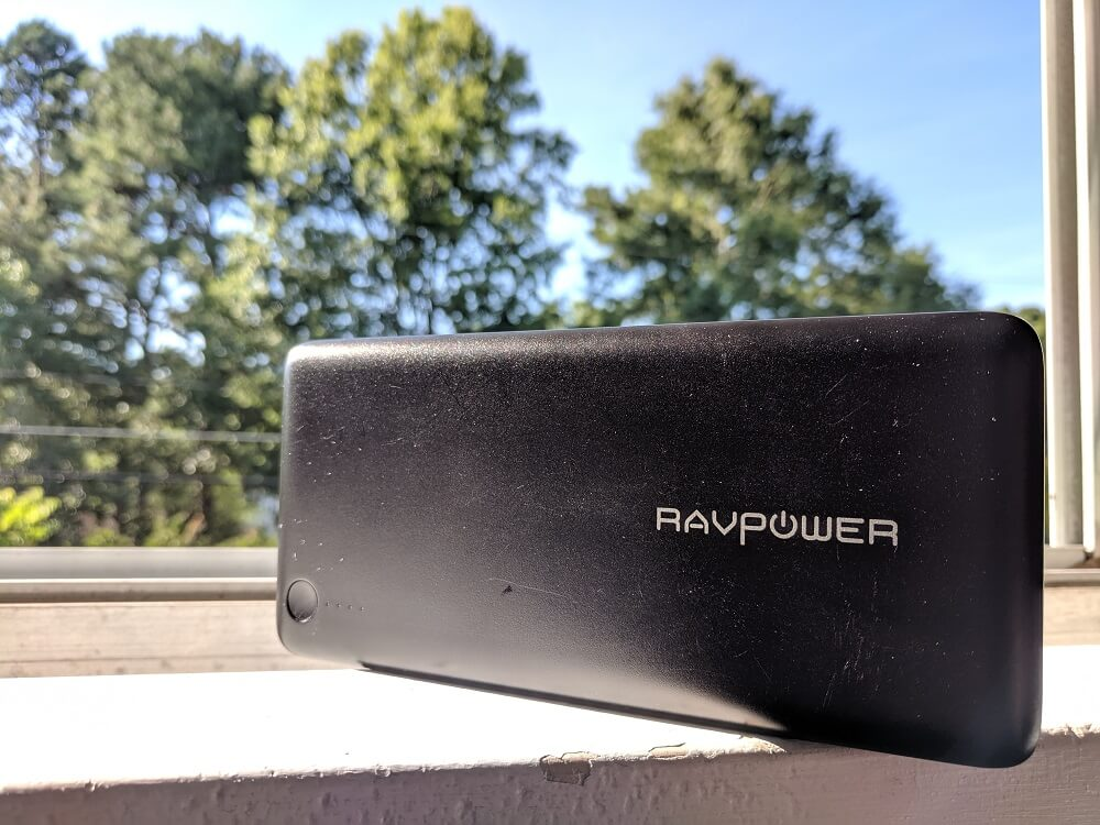 RAVPower 20,100mAh Power Bank with Quick Charge 3.0 - USB-C
