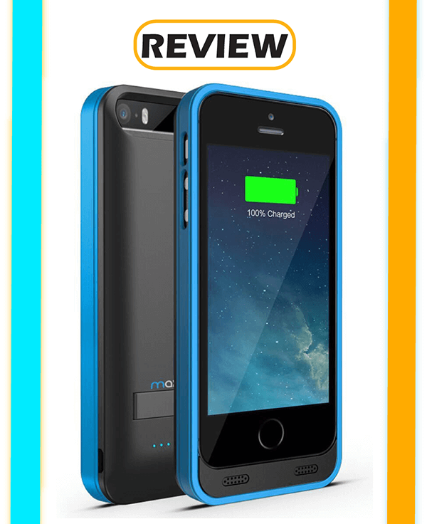 the best attitude ebb07 85914 MaxBoost Atomic S iPhone 5/5s Battery Case