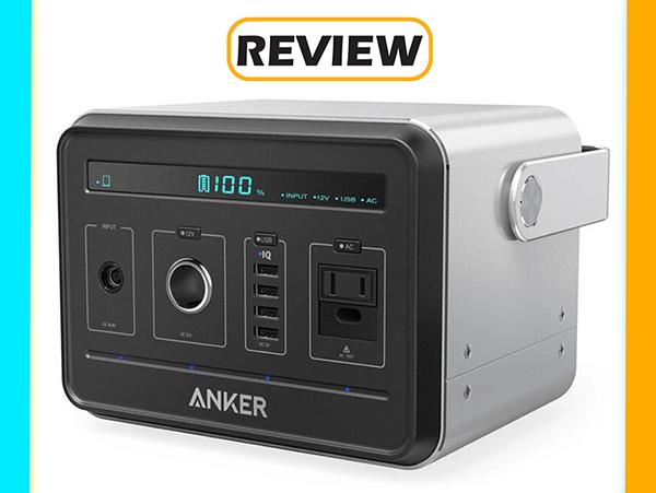 Anker PowerHouse 120,000mAh Power Bank Review