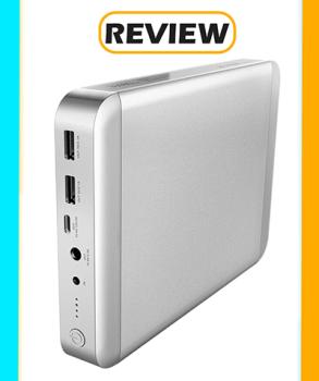 MAXOAK 36,000mAh USB-C Power Bank