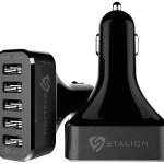 Stalion 5-Port Car Charger