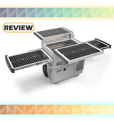 Wagan (EL2547) Solar e Power Cube 1500 Plus Review