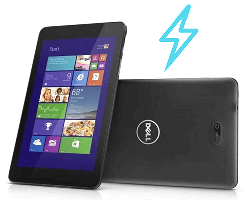 Best dell venue 8 pro tablet chargers charger harbor best dell venue 8 pro tablet chargers greentooth Choice Image