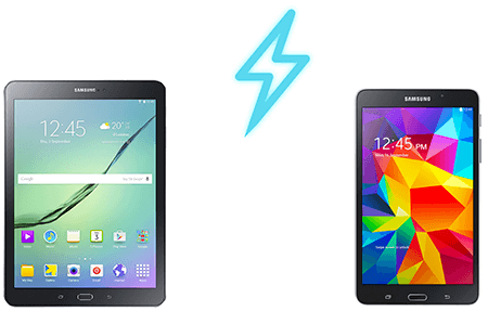 Best Chargers for the Galaxy Tab S2 and Galaxy Tab 4