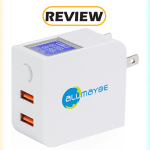 AllMaybe EU2 2-Port Quick Charge 3.0 Wall Charger