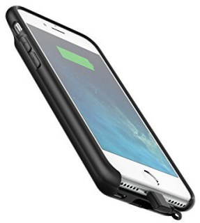 pretty nice 9c02e 804d5 Anker iPhone 7 PowerCore Battery Case 2,200mAh