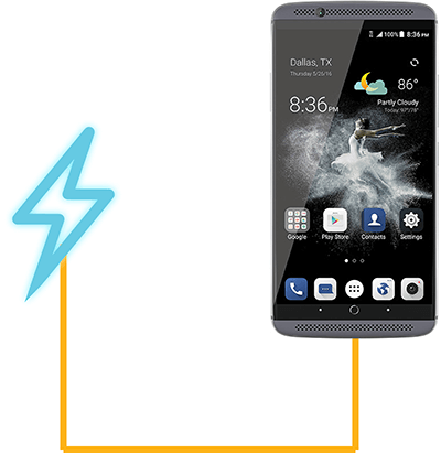 Best Chargers for the ZTE Axon 7 - Charger Harbor