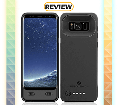 ZeroLemon 8,500mAh Galaxy S8 Battery Case Review