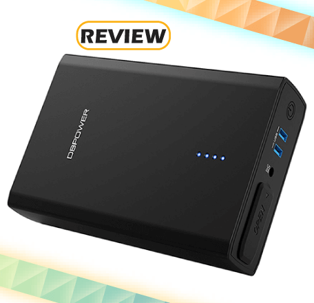 BPower 26,400mAh Laptop Power Bank Review