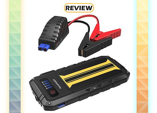 Review Ravpower 8 000mah 300a Element Series Car Jump Starter