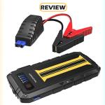 RAVPower 8,000mAh 300A Element Series Car Jump Starter