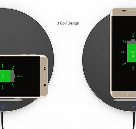 AUKEY Luna Qi Wireless Charging Pad