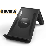 MoKo 3 Coil Wireless Charging Pad Stand with AC Adapter Review