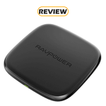 RAVPower 7.5W - 10W Fast Wireless Charger with HyperAir Technology